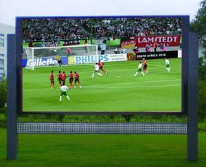 China LED Marcador fútbol proveedor, outdoor led marcador, marcador del LED