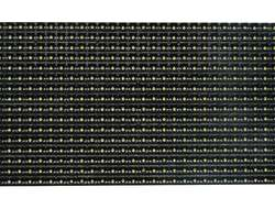 P10 modul display LED kuning luar ruangan