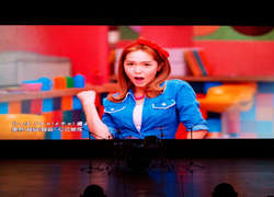 P7.62 indoor full color LED screen