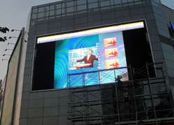 P16 Outdoor Full Color Led Display