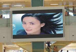 China P3 indoor full color LED screen factory