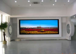 P1.92 indoor full color LED screen