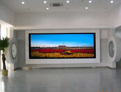 P1 92 pantalla LED a todo color de interior
