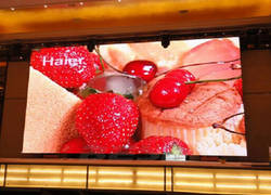 P6 Indoor Full Color Led Screen
