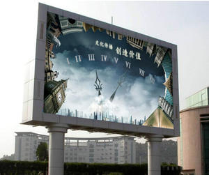 China P8 P8 full color led outdoor signs supplier