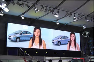 P1 6 ruangan HD LED display