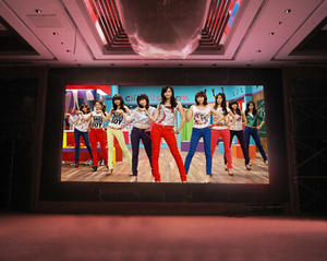 China P5 indoor full color LED screen supplier