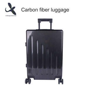 China Customized Carbon Fiber Luggage Manufacturers
