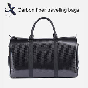 China Customized carbon fiber traveling bags Manufacturers