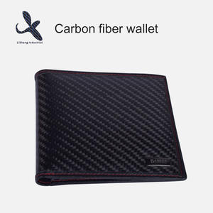 China Customized Carbon Fiber Wallet Suppliers