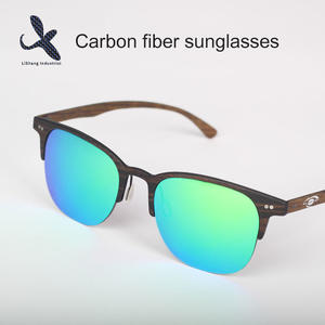 China Customized Carbon Fiber Glasses Factory