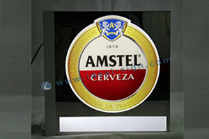 Amstel Outdoor Lightbox