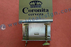Coronita metal bottle opener
