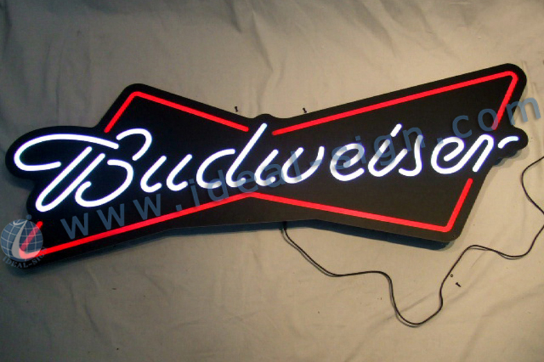 Budweiser Led light sign