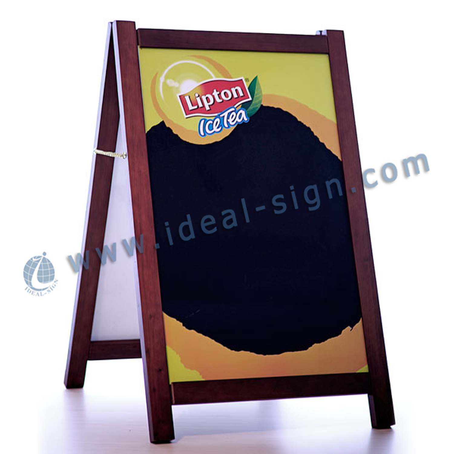 Wooden Advertising balckboard