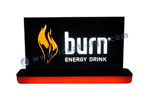 BURN Led Sign Display
