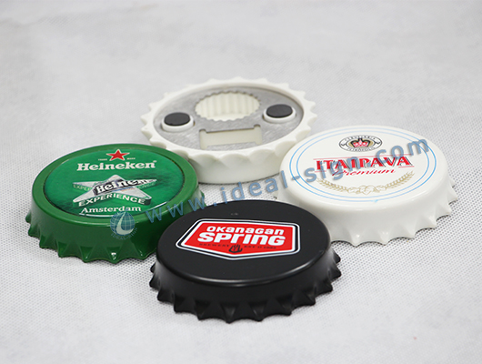 Wholesale Bottle Cap Shape Bottle Opener