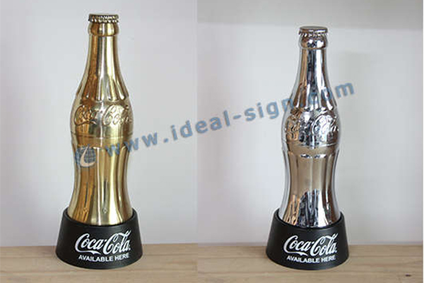 aluminium bottle opener for Coca Cola