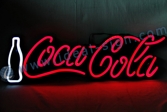 Coca Cola LED Light Signs for Display
