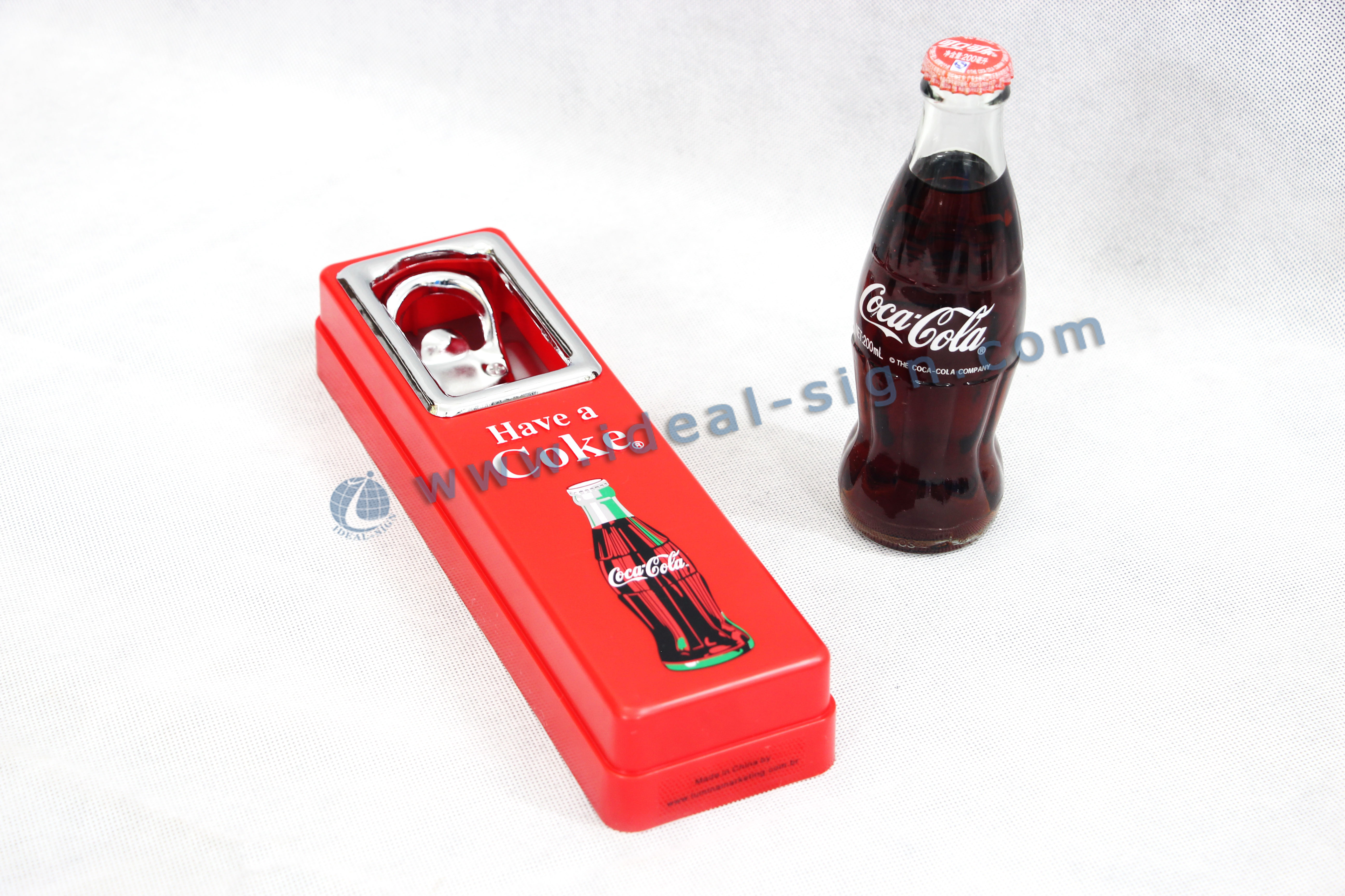 metal wall mounted bottle opener