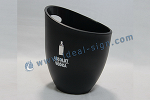 ps plastic ice buckets for parties