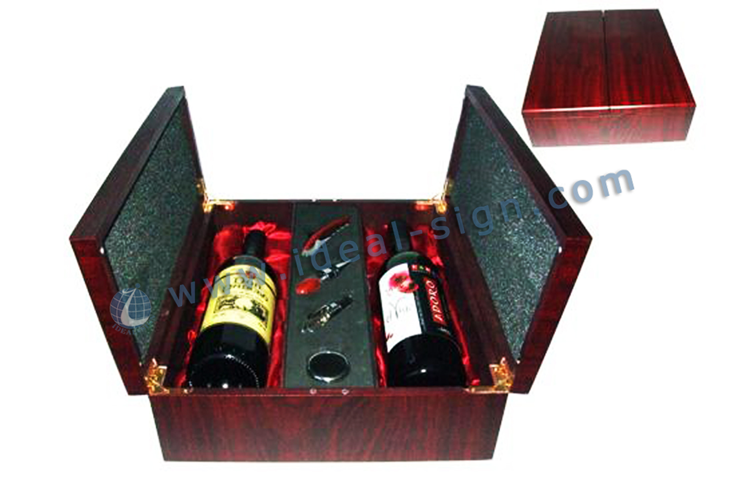 Multifunction Wooden Wine Packing Box