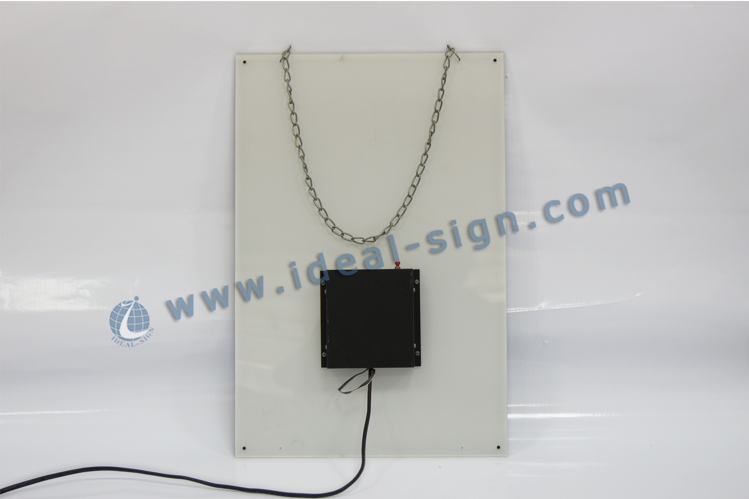 Super Slim Acrylic LED Sign Light Box