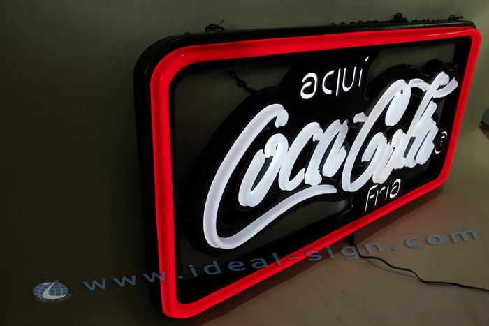 Coca Cola LED advertising neon Signs
