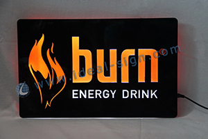 lighted acrylic signs