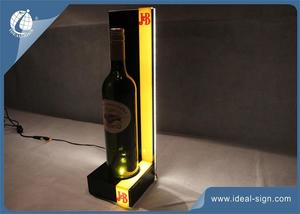 JB LED botella del licor estante de exhibición Glorificador