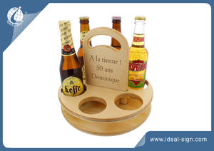 Six Bottle Wine Holder