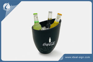 Customized Cola Party Tube With Handle