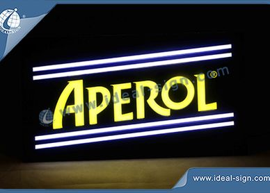 bar open neon sign