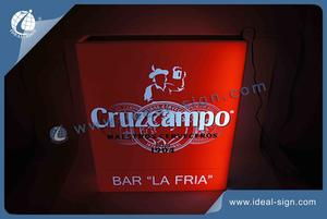 Chinese supplier for Customized Wall Mounted Outdoor Pub Signs