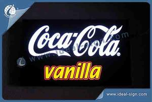 Coca Cola Indoor LED-Licht-Box