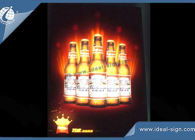 acrylic lightbox