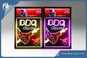Die Neuesten Design-Fluorescent Led Writing Tafel