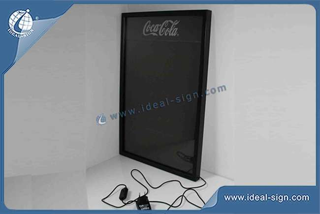 China supplier for Coca Cola promotional menu writing board for