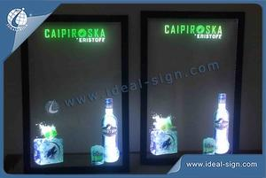OEM / ODM Fluorescent Led Writing Blackboard Chalkboards / Pub