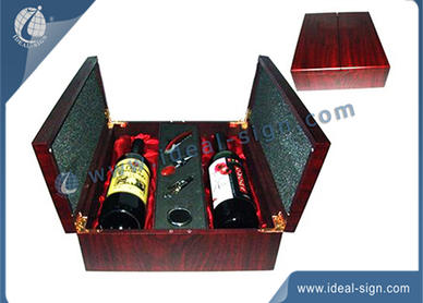 3 bottle wine gift box