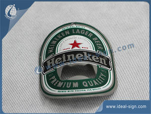 Vis Bottle Opener Customized Different Beverage Marque
