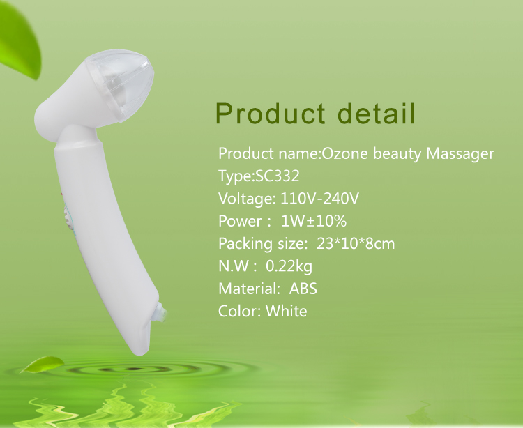 O3 ozone beauty device