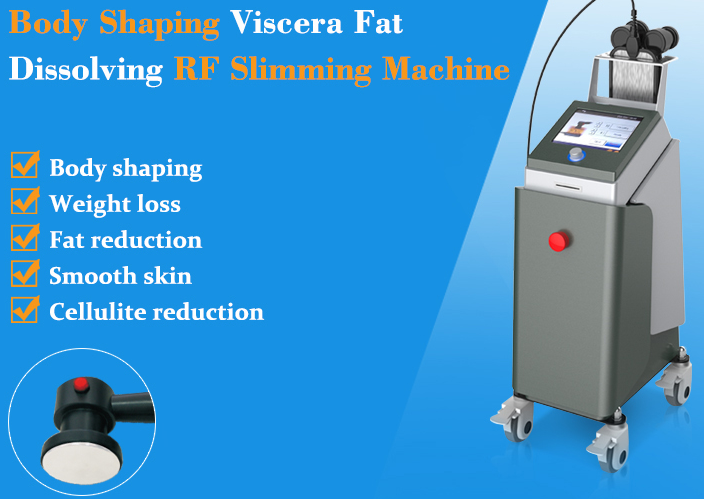 Radio Frequency Slimming Treatment machine features