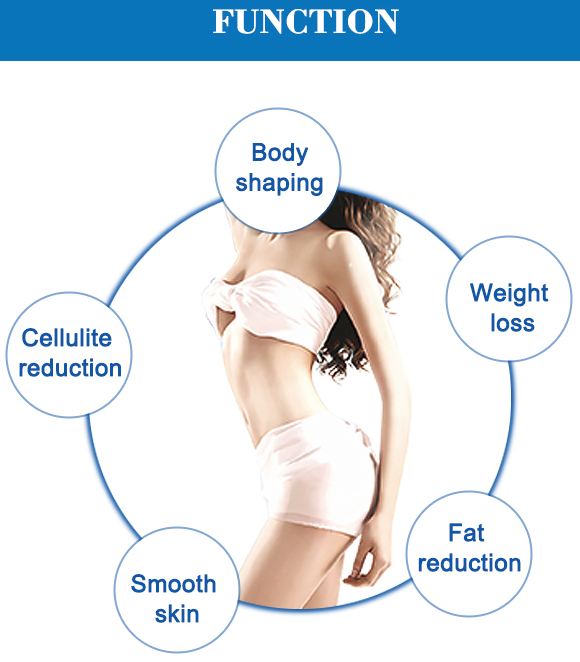 Radio Frequency Slimming Treatment machine functions