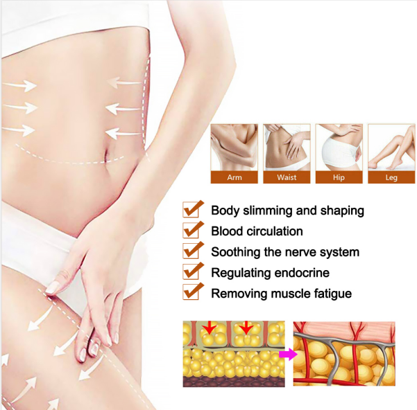 G5 Vibration Massage Slimming Machine functions