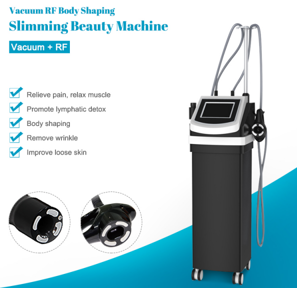 Vacuum RF cavitation body shaping beauty machine features