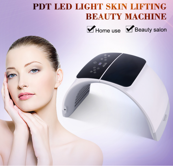 Skin lightening treatment Device features