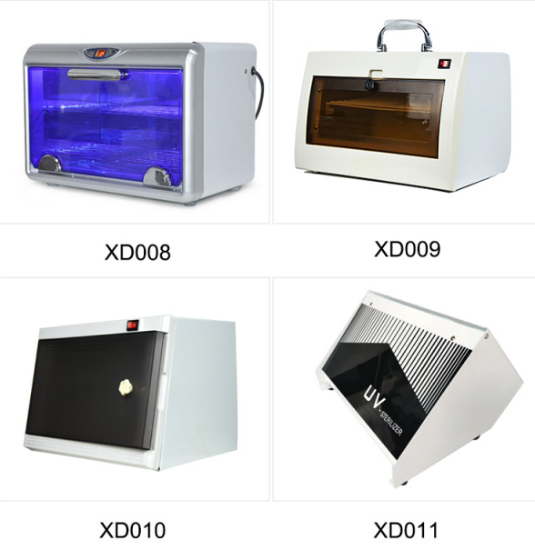 Disinfection Ozone And UV Sterilizer