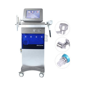 Multi-function skin rejuvenation oxygen jet peeling machine