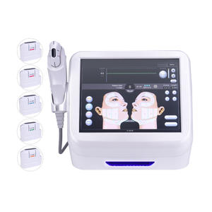 Portable HIFU wrinkle removal beauty machine
